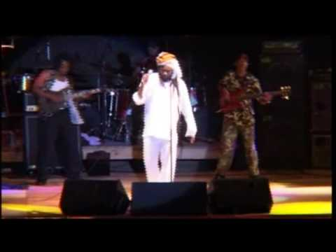 Lucky Dube - Live Uganda 2003