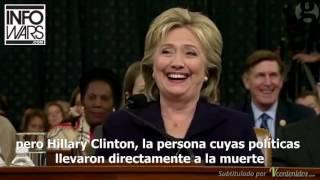 Los emails filtrados por Wikileaks confirman que Hillary Clinton armó a los sádicos de ISIS