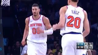 Enes Kanter (29 points) Highlights vs. Brooklyn Nets