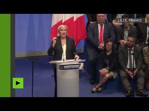 Marine Le Pen propose un nouveau nom pour le FN : «Rassemblement national»
