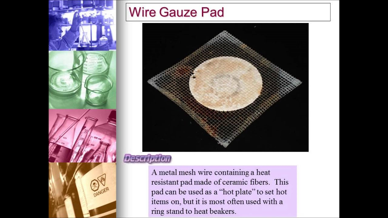 maxresdefault 36 wire gauze pad youtube wire gauge diagram at readyjetset.co