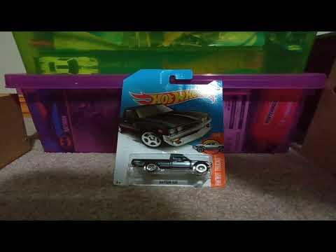 Quick Review on the Datsun 620 Hotwheels