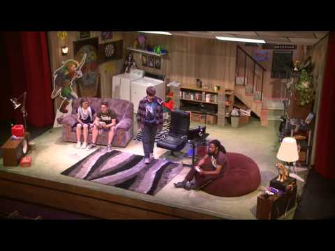Leveling Up  2015 Fall Play at Bethany Lutheran College