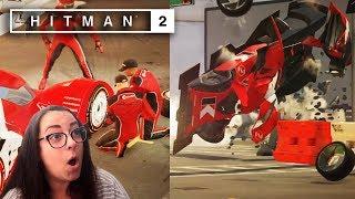 47 The Mechanic   The Finish Line Mission : Hitman 2