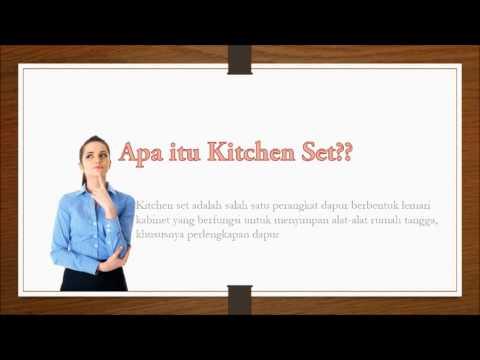 Kitchen set Gresik | Jual Kitchen Set | Kitchen Set Full Granit | 0878 5599 4300