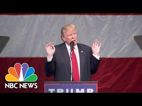 Donald Trump: Bill Clinton 'Torched' Obamacare | NBC News