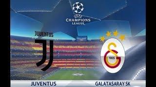 NEFES KESEN MAÇ ! Galatasaray - Juventus Şampiyonlar Ligi Finali (PES 2018)