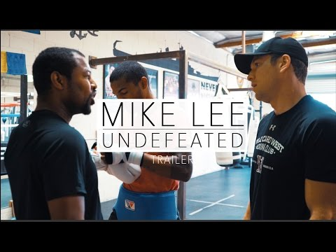 Chicago Boxer - Mike Lee Series Trailer