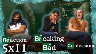 Breaking Bad - 5x11 Confessions - Group Reaction