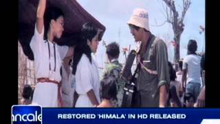 Restoring classic Filipino movies in high definition format