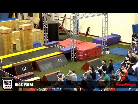 National Ninja League World Finals - Stage 1 - Block 1