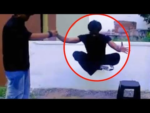5 Levitations Caught On Camera & Spotted In Real Life!