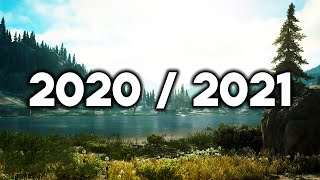 Top 10 NEW Upcoming SURVIVAL Games 2020 & 2021 | PC,PS4,XBOX ONE (4K 60FPS)