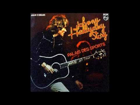 Johnny Hallyday - La Terre Promise (Palais des Sports 76)