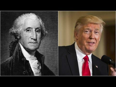 Fra Washington til Trump: Se 45 amerikanske præsidenter på ét minut - DR Nyheder