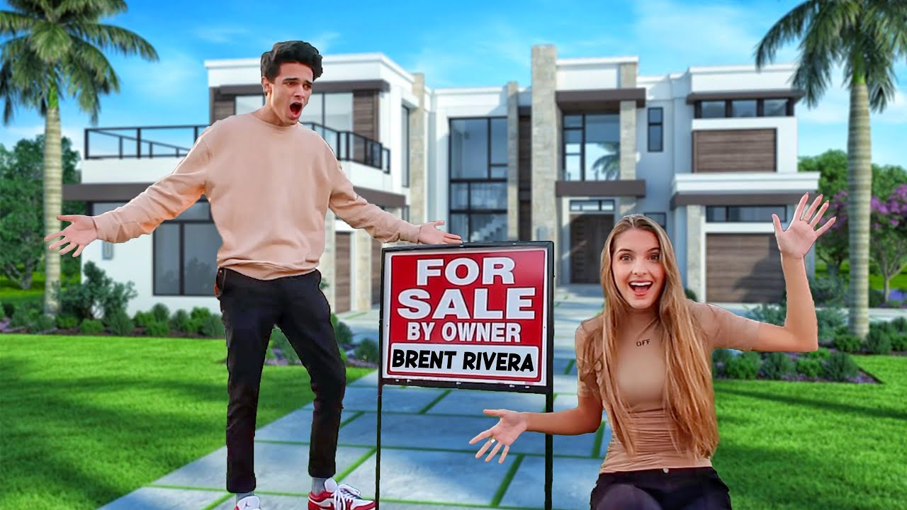 I SOLD BRENT'S NEW HOUSE?!