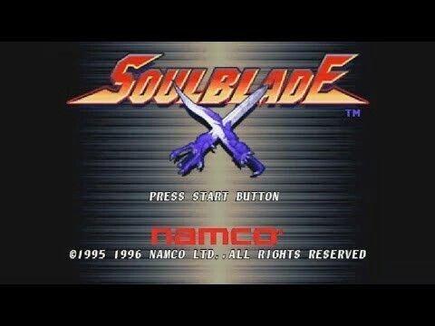 PSX Longplay [500] Soul Blade