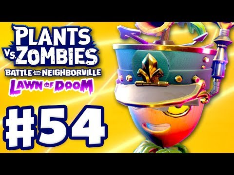 Legendary Steam Conductor Hat! - Plants Vs. Zombies: Battle For Neighborville - Gameplay Part 54