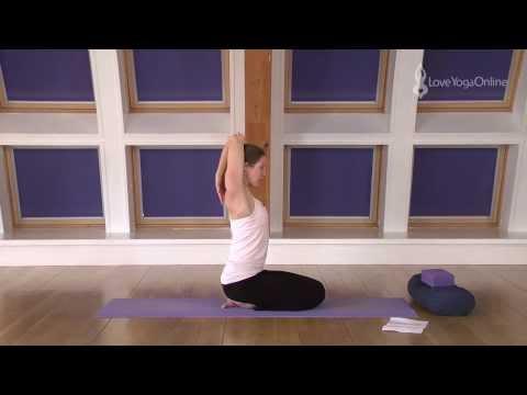 Yoga for Menstruation with Gemma