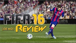 Fifa 16 PC Review | Max Settings (Demo)