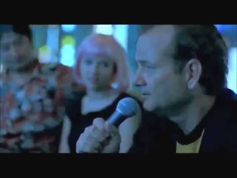 Lost in Translation - Karaoke Scene