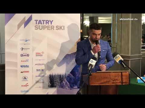 Roman Krupa przedstawia projekt Tatry Super Ski