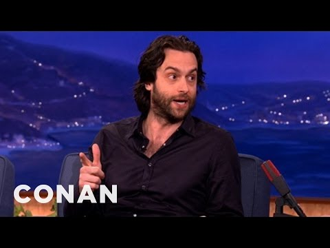 Chris D'Elia Loves Mocking British Tough Guys - CONAN on TBS