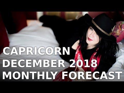 Capricorn Monthly Astrology Forecast December 2018
