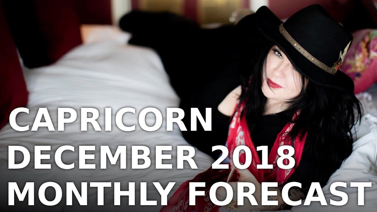 capricorn weekly horoscope 11 december 2019 michele knight