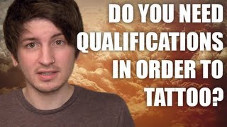 What Qualifications Do You Need To Become A Tattoo Artist