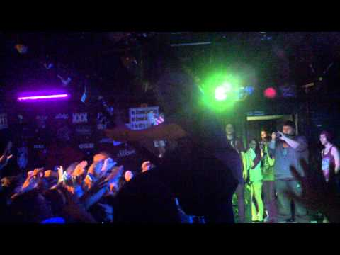 Of Mice & Men (w/ Austin Carlile) Live @ Chain Reaction (3/10/11) - Intro / Those In Glass Houses