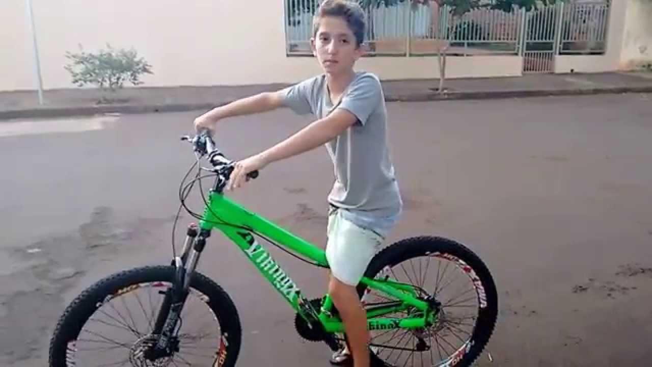 Andando de bike com legging transparente 2 - 1 6