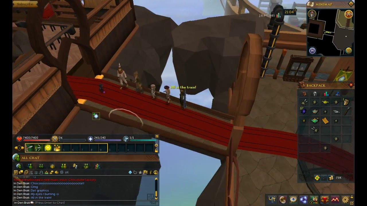 Runescape Easter Event Guide + How to Solve the Puzzles (Sliske & the  Chocolate Factory)