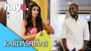 When Kanye Cleared Out Kim's Wardrobe!   Season 7   Keeping Up With The Kardashians