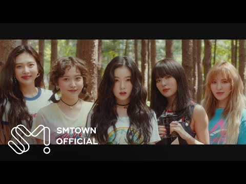 Red Velvet レッドベルベッド '#Cookie Jar' MV