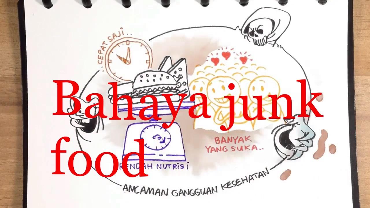 Iklan Layanan Masyarakat Bahaya Junk Food Youtube
