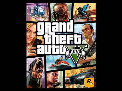 GRAND THEFT AUTO V MISSION 4-MICHAEL GAMEPLAY WALKTHROUGH