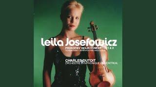 Prokofiev: Violin Concerto No.2 in G minor, Op.63 - 1. Allegro moderato