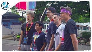 LG Fortnite House goes to the Fortnite World Cup (ft. Randumb, Kiwiz, Formula, Nicks)