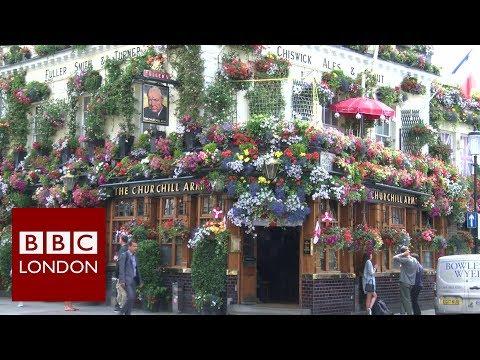 London's Bloomin' Marvellous Pubs - BBC London