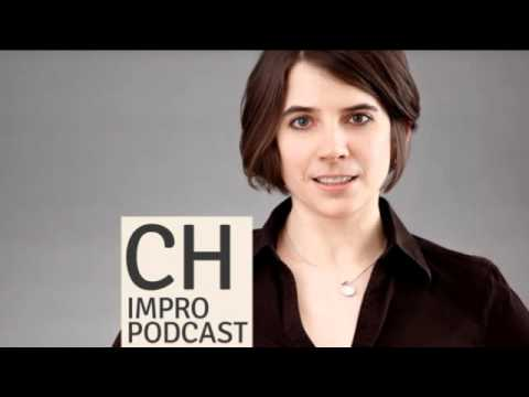 IP24 Inbal Lori about improvisation, the Gorillas' improv festival 2015 and the situation in Israel