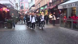 Michael Jackson Flashmob Egertorget