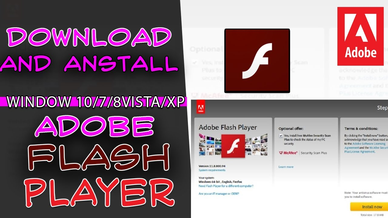 Adobe flash player 11.1 free download for windows 8.1