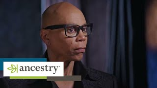 RuPaul Reacts to Family History in Finding Your Roots   Ancestry