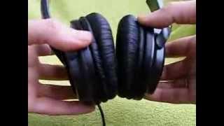 Headphones JVC HA-RX300 наушники 1200 мВт 12-22000 Гц