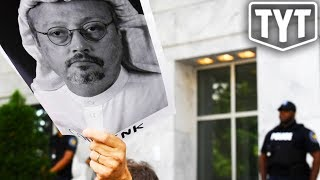 LEAKED: Jamal Khashoggi's Fingers Cut Off While Still Alive