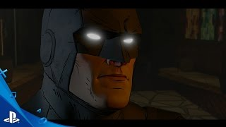 BATMAN - The Telltale Series - Episode 2: 'Children of Arkham' Trailer | PS4, PS3