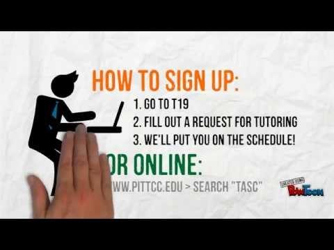 PCC Tutorial and Academic Success Center (TASC)