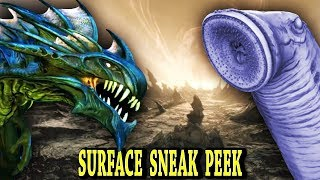 ARK REAPER QUEEN TAMING,LAMPREY & SURFACE FIRST LOOK,CHEST BURST BABIES+MORE!!! Ark Aberration NEWS