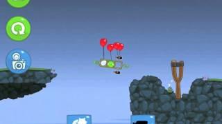 Bad Piggies Flight in the Night Level 4-27 Walkthrough 3 Star